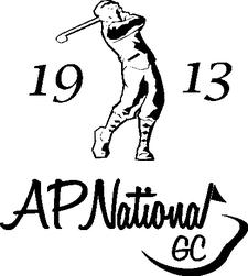 APNational G.C.  logo