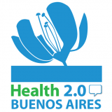 Health 2.0 Bs As logo