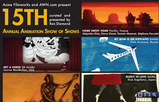 The Animation Show of Shows Vancouver - Industry...