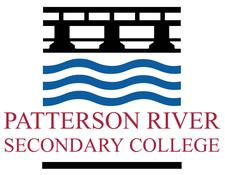 Patterson River Secondary College logo