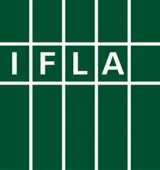 International Federation of Library Associations and Institutions — Stichting IFLA Global Libraries logo