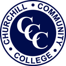 Churchill Community College logo