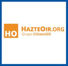 HazteOir.org / Grupo CitizenGO logo