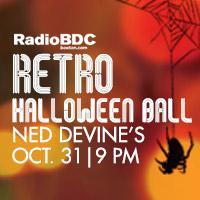 Coors Light presents RadioBDC Retro Halloween Ball!