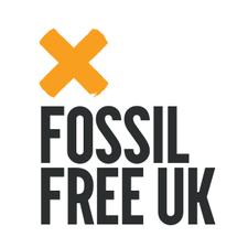 Fossil Free UK logo
