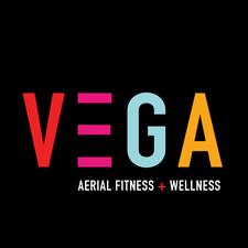 VEGA AERIAL FITNESS + WELLNESS logo