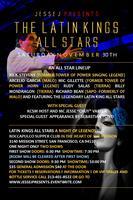 Latin Kings All Stars Band Nov 30 @ Roccapulco - 2 shows -...