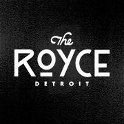 The Royce Detroit logo