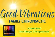 Good Vibrations Family Chiropractic logo
