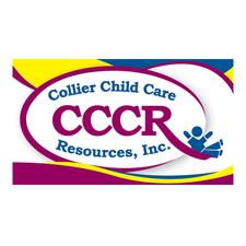 Collier Child Care Resources (CCCR) logo