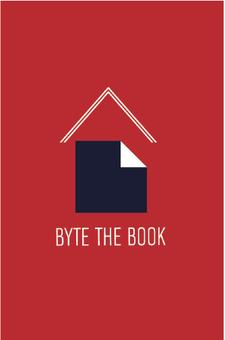 Byte the Book and Book Brunch logo