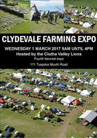 Catch FarmIQ at the Clydevale Farming Expo