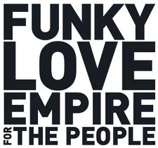 The Funky Love Empire for the People logo