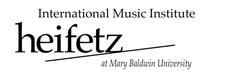 Heifetz International Music Institute logo