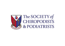 The Society of Chiropodists and Podiatrists logo