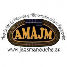 Asociación de Músicos y Aficionados al Jazz Manouche logo