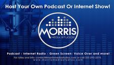 Morris Media Studios logo
