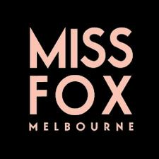 MISS FOX Melbourne logo