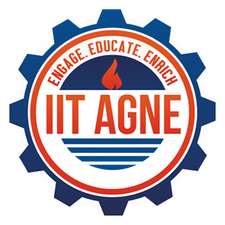 Indian Institutes of Technology Association of Greater New England (IIT AGNE) logo