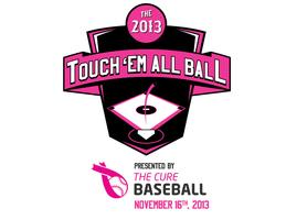 The 2013 Touch 'Em All Ball
