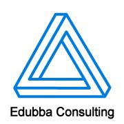 Edubba Consulting logo