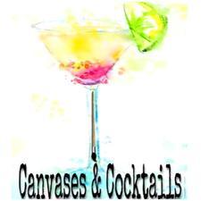 Canvases & Cocktails logo