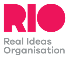 Real Ideas Organisation logo