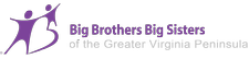 Big Brothers Big Sisters of the Greater Virginia Peninsula logo