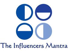 The Influencers Mantra  logo