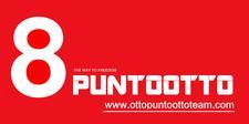 Ottopuntootto TEAM logo