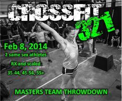CrossFit 321 Masters Team Throwdown