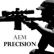 AEM Precision logo
