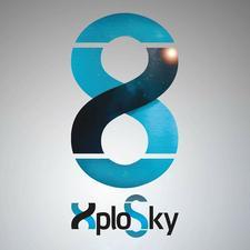 XploSky Entertainment logo