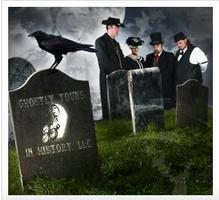 Old Town Walking Ghost Tour - 8 pm   (Check in 15 min. early)