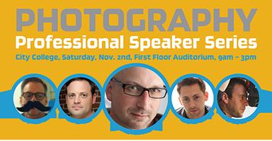 Photography Pro Speaker Series