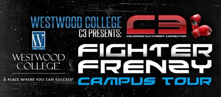 Fighter Frenzy Campus Tour - Westwood College