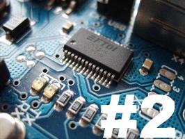 Curso de Electrónica – Sessão #2