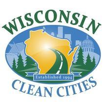 Wisconsin Clean Cities logo