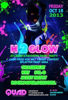 H2GLOW Paint Party @ QUAD