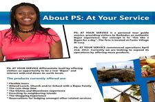 PS: At Your Service logo
