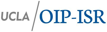 OIP-ISR Lunch-N-Learn Seminar Series for UCLA Faculty...