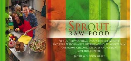 Raw Food Home Chef Course  With Basic Nutrition...