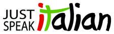 Just Speak Italian logo