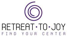 Retreat to Joy logo