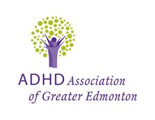 ADHD Association of Greater Edmonton logo