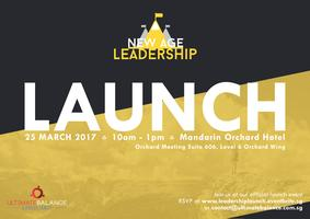 New Age Leadership Launch