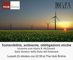 Sostenibilità, ambiente, obbligazioni etiche -...