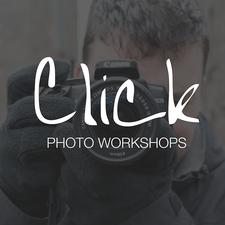 Click Photo Workshops logo