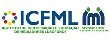 ICFML-IMI Instituto de Certificacao e Formacao Mediadores Lusofonos logo