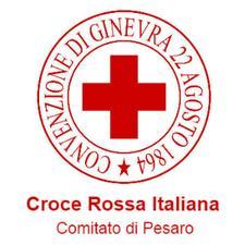 Croce Rossa Italiana - Comitato di Pesaro logo